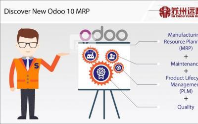 Odoo 10 定于 2016.10 发布