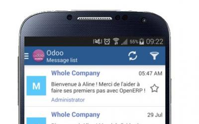 Odoo 开发前台页面和模板引擎的使用