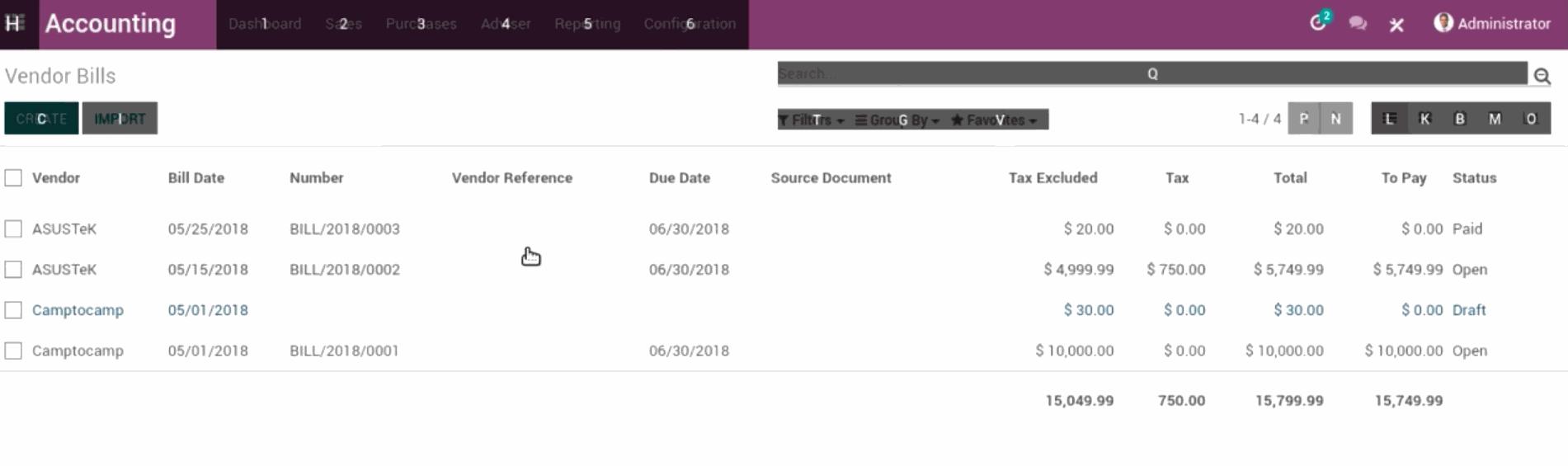 Odoo 12 正式版发布